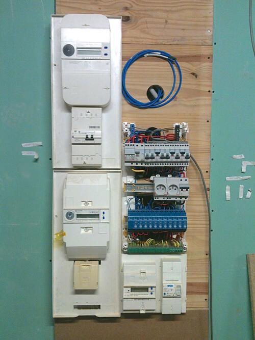 Tableau lectrique secondaire brabant lectricit - Tableau electrique secondaire ...